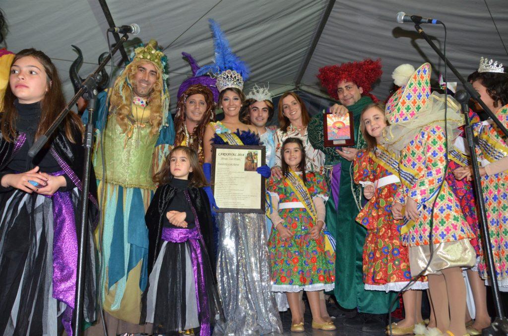 El Ayuntamiento isleño entrega los Premios del Carnaval 2018