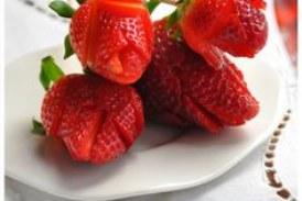Fresas para el día de la Madre