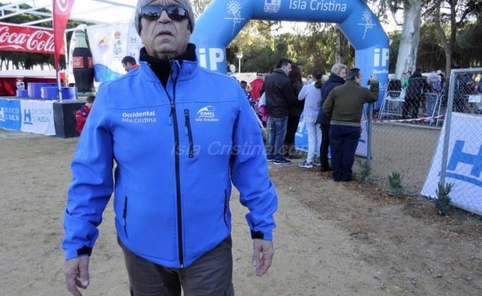 El atleta isleño Toni Palma vuelve a la alta competición