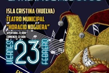 El Falla llega a Isla Cristina este fin de semana