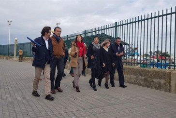 Inician las obras del puerto pesquero de Isla Cristina con una inversión de 859.157,98 euros