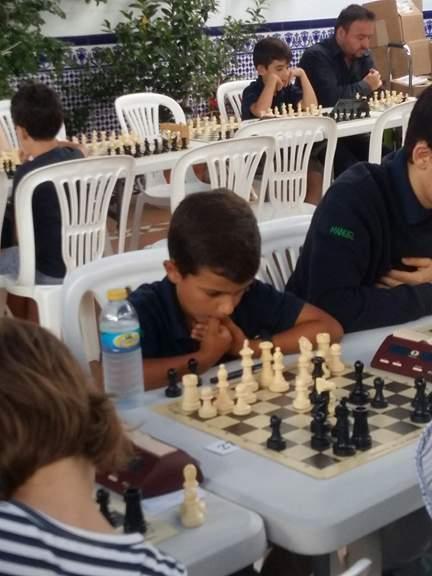 El ajedrecista isleño Kevin Irala Campeón de Huelva Sub 10