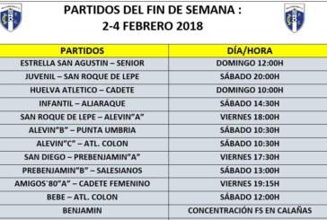 Partidos del Fin de Semana : Isla Cristina FC