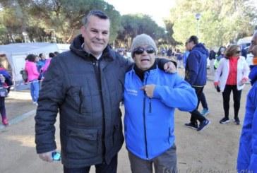 El Atletismo isleño en el control de la Cartuja (Sevilla)