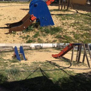 El grupo municipal popular llevará a pleno entre otras, una moción para la mejora de los parques infantiles