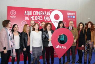 La Universidad de Huelva recibe a estudiantes isleños en las XVIII Jornadas de Puertas Abiertas