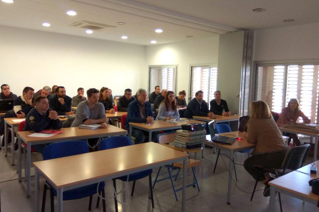 Empresarios de Isla Cristina y Lepe, participan en un módulo formativo del Proyecto SICTED