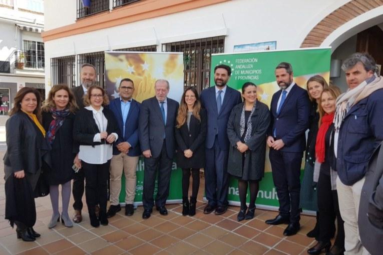 Islantilla se suma a la Red de Municipios contra la Estacionalización Turística (RMET)