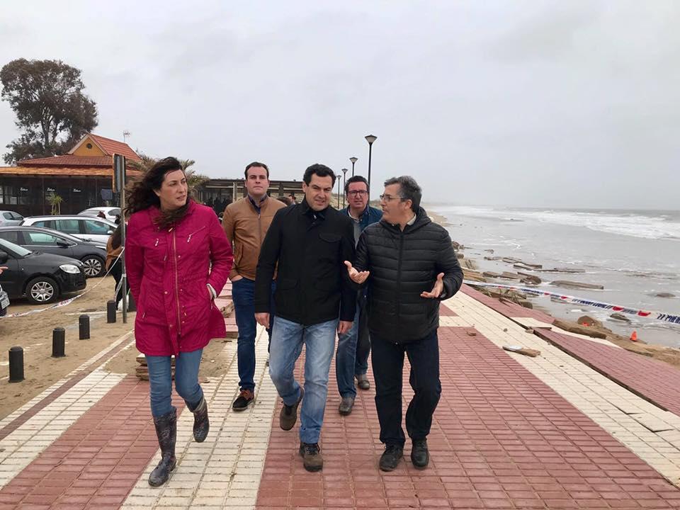 El PP de Isla Cristina presentará una iniciativa para solicitar ayudas urgentes