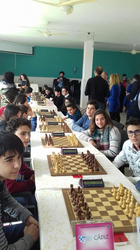 Buena actuación del ajedrecista isleño Kevin Irala en la Copa de Andalucía