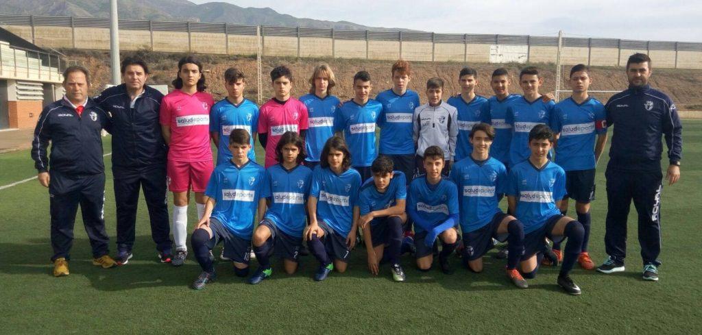Pobre resultado de las selecciones onubense de fútbol en el Campeonato de Andalucía