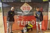 Estupendo resultado de Luis Javier García y Marta Núñez, en el Open de España