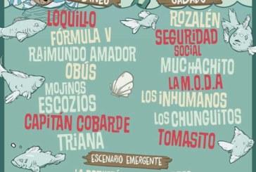 Cartel definitivo del Isla Go Festival 2018