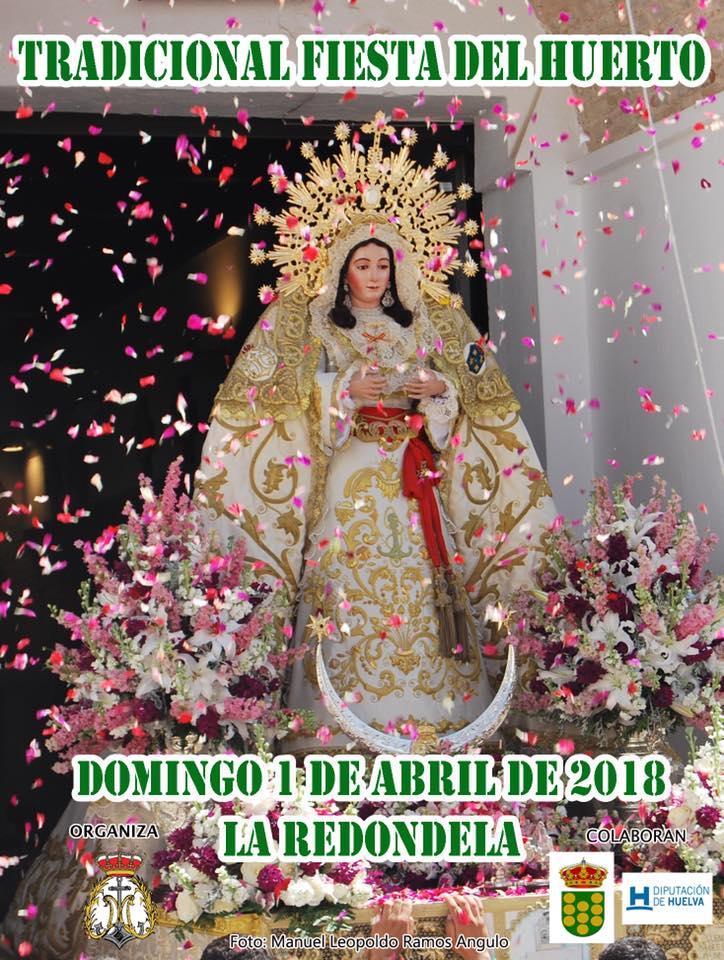 La Redondela celebra este domingo su Tradicional Fiesta del Huerto