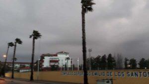 Los fuertes vientos provocan más de 30 incidencias en la provincia de Huelva