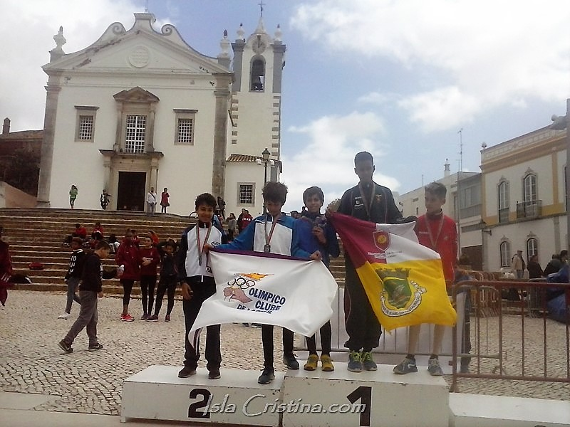 Andrés Guerrero es plata en Portugal