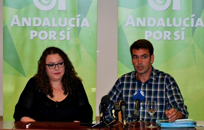 Andalucía Por Sí plantea que la UE actúe y erradique el proyecto gasístico en Doñana