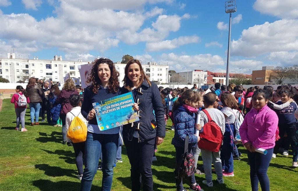 Isla Cristina está celebrando sus Mini Olimpiadas Escolares 2018