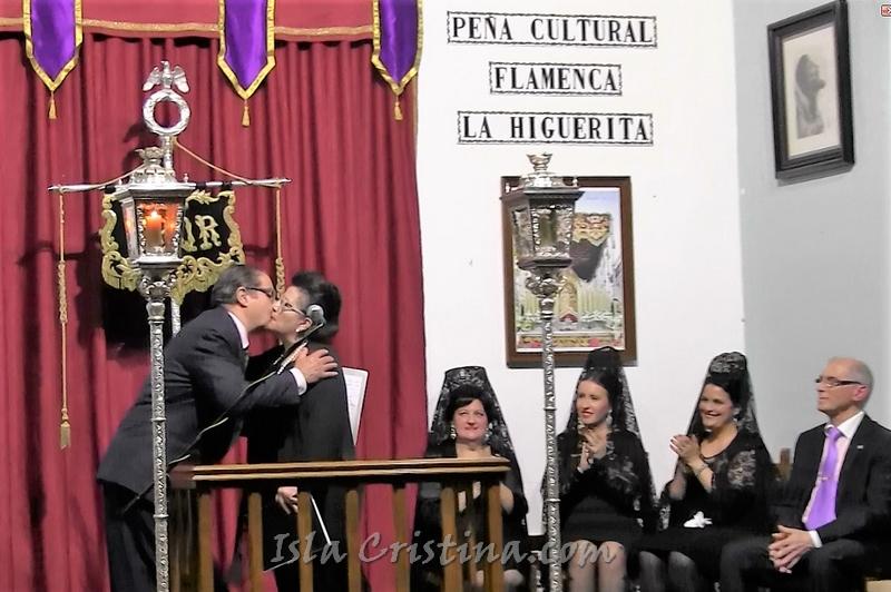 "Celebrada en Isla Cristina la ""XXIV Exaltación a la Saeta"""