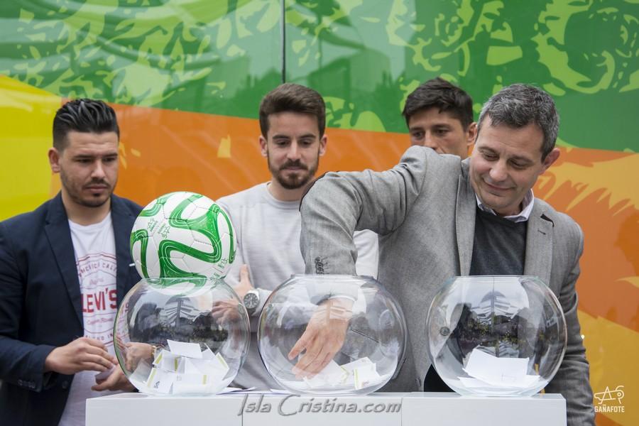 La Gañafote CUP celebra en Holea el sorteo oficial de grupos