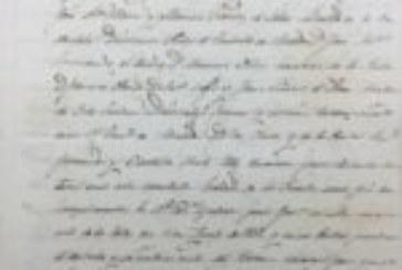 El Deslinde del término municipal de Isla Cristina en el Documento del Mes Marzo 2018