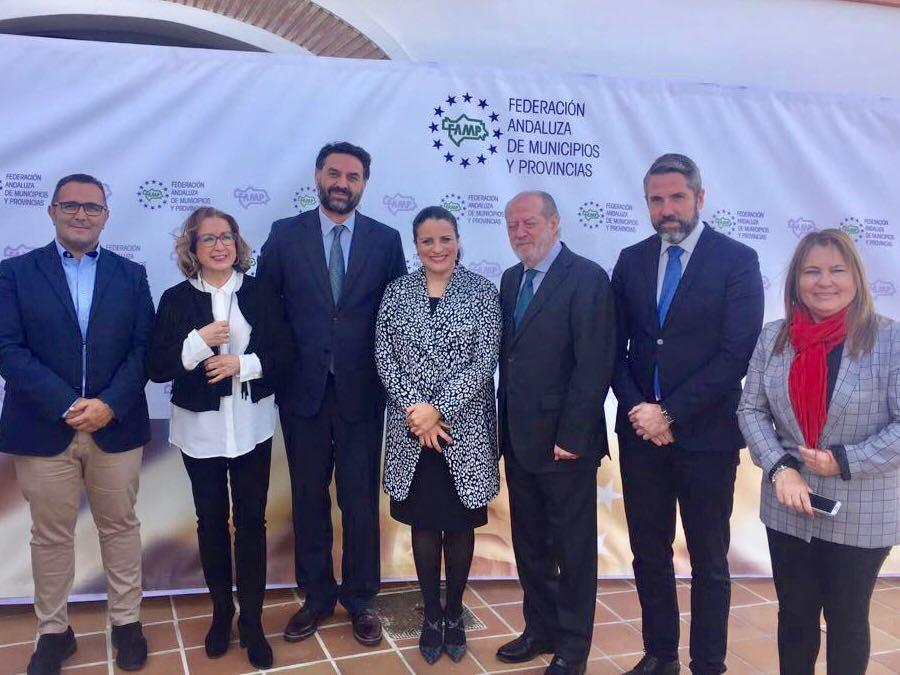 Isla Cristina y La Redondela asisten al nacimiento de la Red de Municipios contra la Estacionalidad Turística