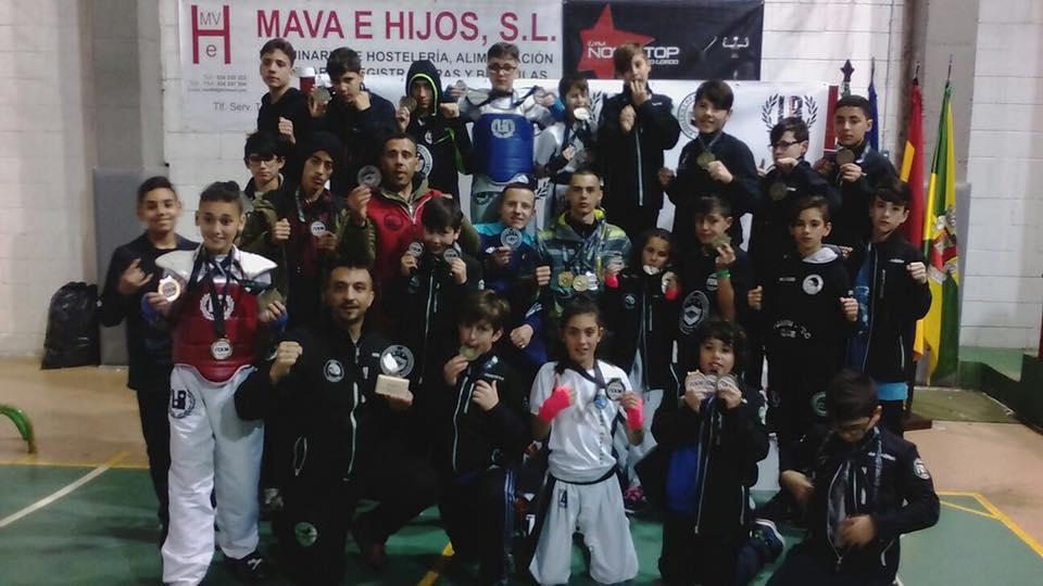 Destacada participación de los alumnos del Club MUSHINDO