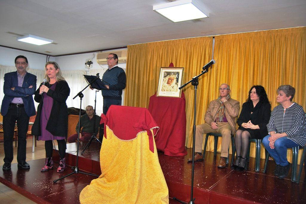 Eduardo Losada exaltó la Saeta en Isla Cristina