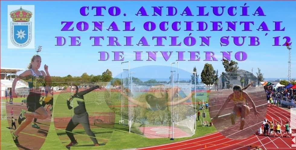 Huelva con 23 atletas en el Andaluz Zonal Occidental Sub 12