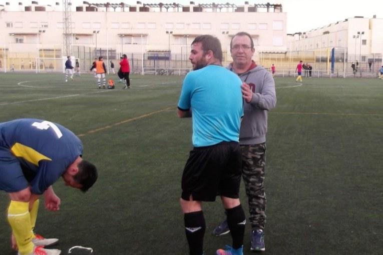 Mala Jornada de fútbol laboral para el Bar Paremio