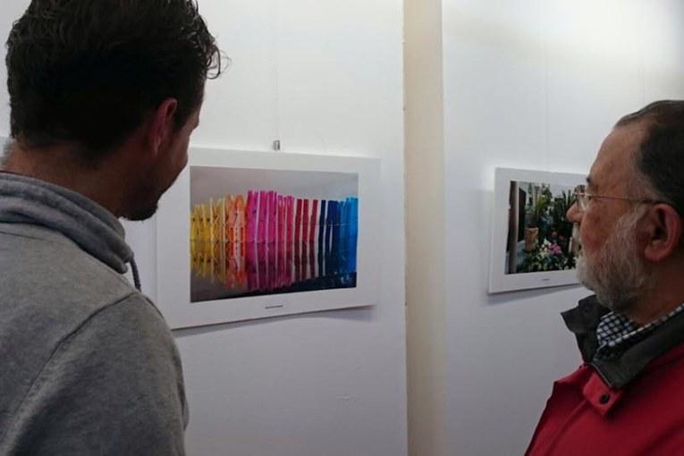 Inauguración Exposición de Fotografías organizada por el AMPA «Las Dunas»