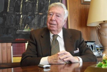 Homenaje este jueves de la AEC Huelva a José Luis García Palacios