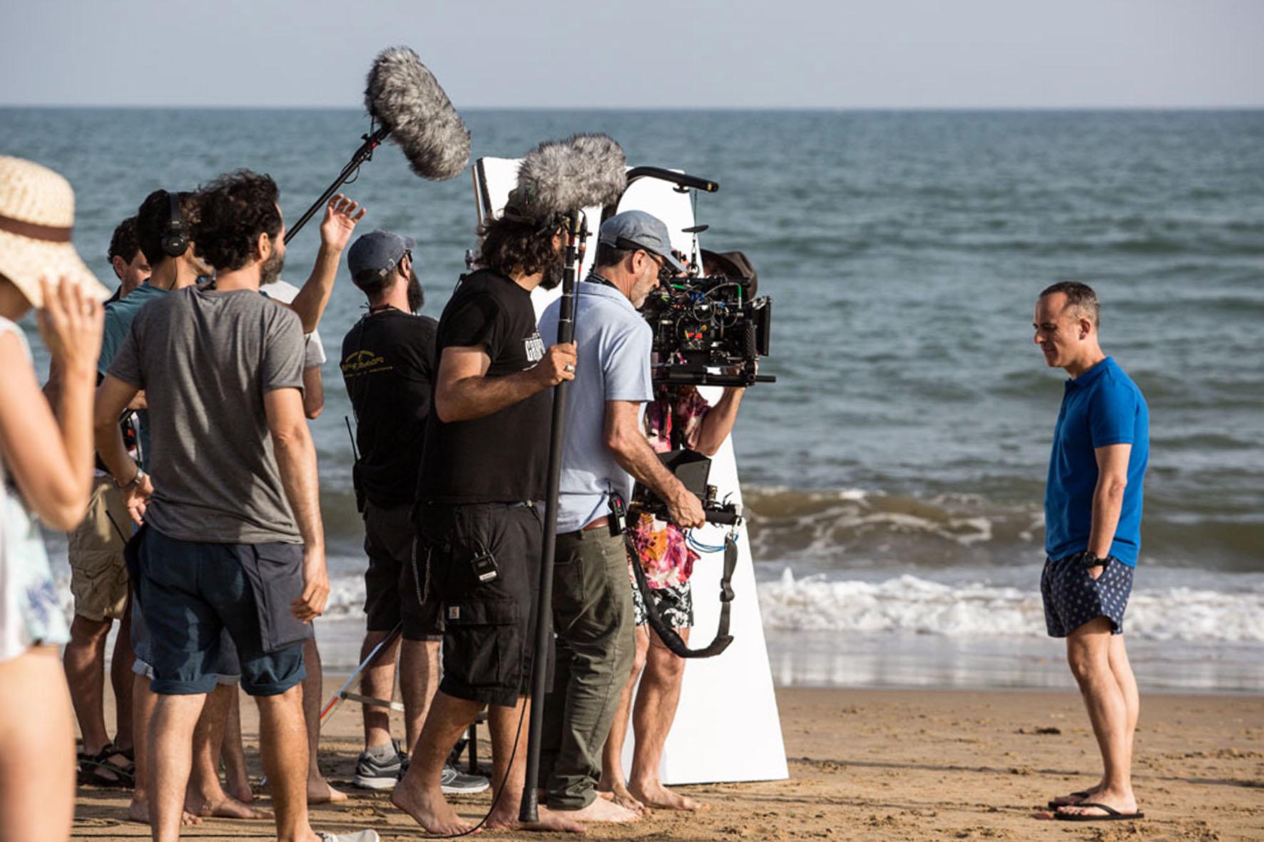 Estreno de la película 'Campeones' de Javier Fesser, rodada en Islantilla