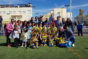 """El Isla Cristina y Los Rosales Campeones del """"II Torneo Futbol Base"""""""