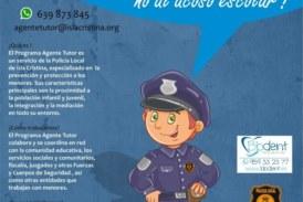 """Programa Agente Tutor """"Isla convive no al acoso escolar"""""""