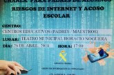 Charla de la Guardia Civil  para Padres y Madres de alumnos de Isla Cristina