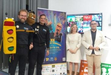 Presentada en la Diputación de Huelva las XII jornadas de educación vial  de IslaCristina