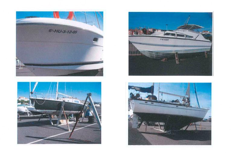 La Junta saca a subasta dos barcos en desuso y abandonados en el puerto de Isla Cristina