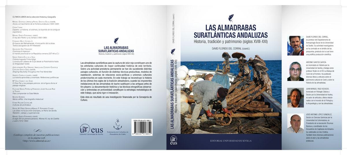 Presentación en Isla Cristina del libro «Las Almadrabas Suratlánticas Andaluzas»