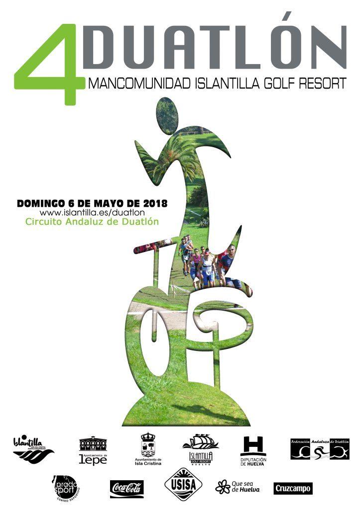Abierto el plazo de inscripción para el IV Duatlón Mancomunidad Islantilla Golf Resort