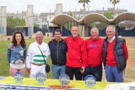 Imágenes Clausura del Campeonato de Andalucía de clubes (Tripletas) celebrado en Isla Cristina