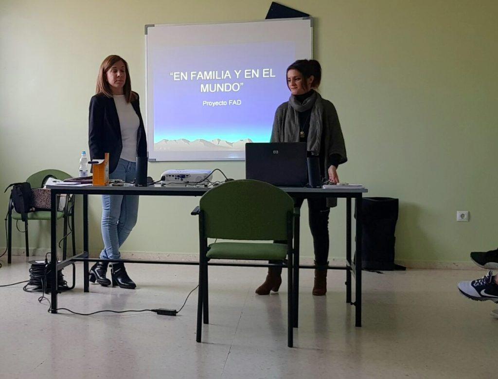 El ayuntamiento de Isla Cristina pone en marcha la escuela de familias en el centro ARATI