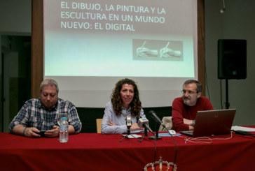 El diseñador isleño Paco Eugenio ofreció una conferencia sobre Diseño Digital