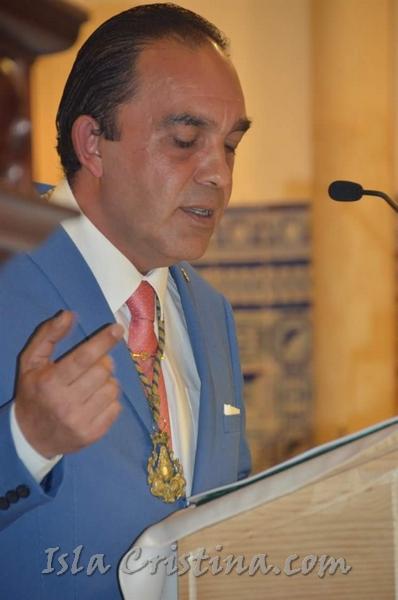 Extraordinario pregón rociero de D. Carmelo Fernández Faneca