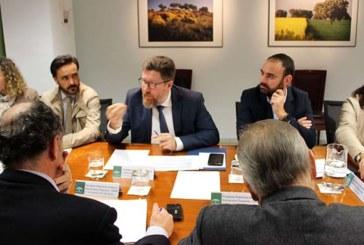 El consejero Sánchez Haro se reunirá con el sector de la chirla del Golfo de Cádiz