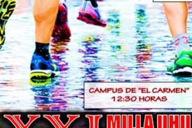 XXI Milla Universidad de Huelva