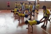 Gran fiesta en la clausura de las categorías inferiores del Isla Cristina FC