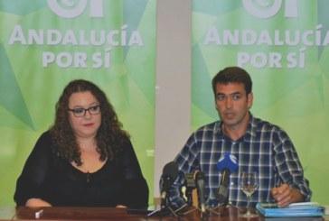 Andalucía Por Sí denuncia el abandono ferroviario de la provincia de Huelva