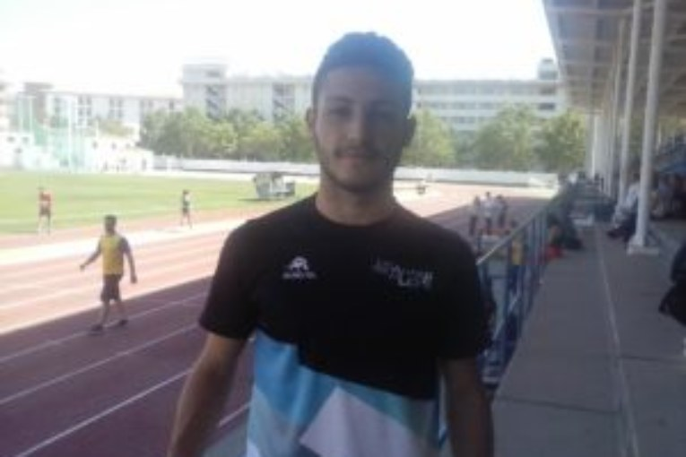 Los atletas isleños bien en las Ligas Nacionales (Antonio Palma  3º en lanzamiento de jabalina)