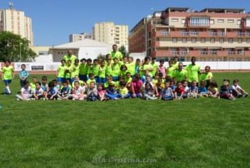 Clausurada la temporada de la Academia de Fútbol Base Isla Cristina